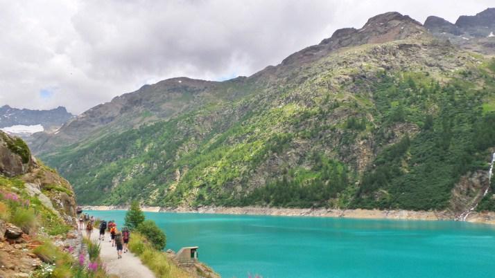 Dappere daden, Aosta, actieve, gezinsvakantie, Pharos, SNP