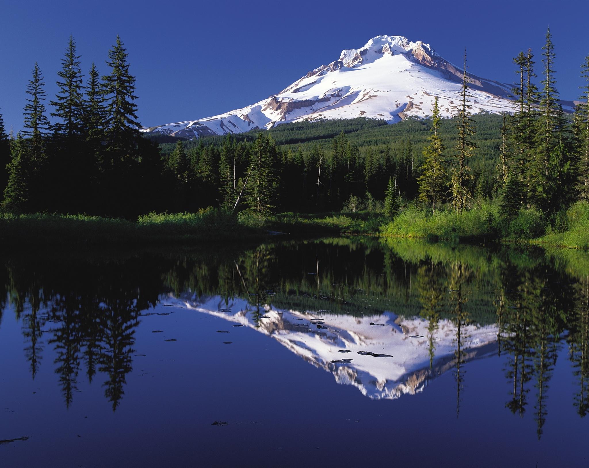 Mount Hood, creative commons, wie is de mol, vakantaseren, Oregon