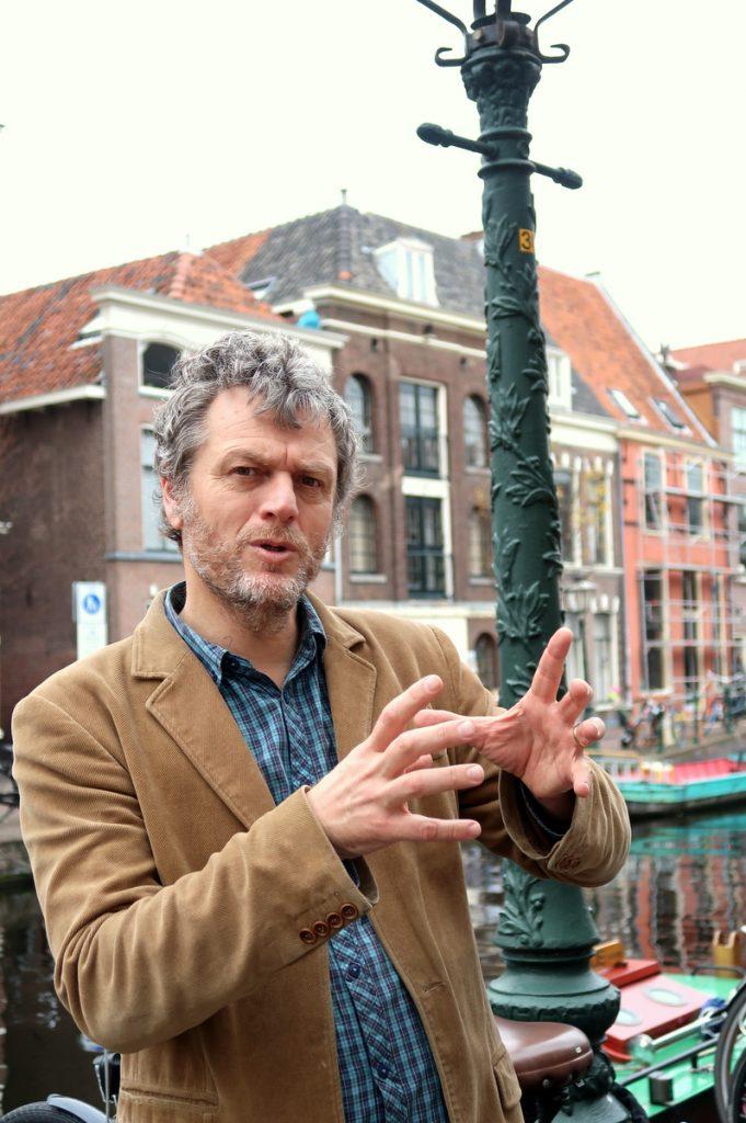 Jeroen Windmeijer, het Paulus Labyrint