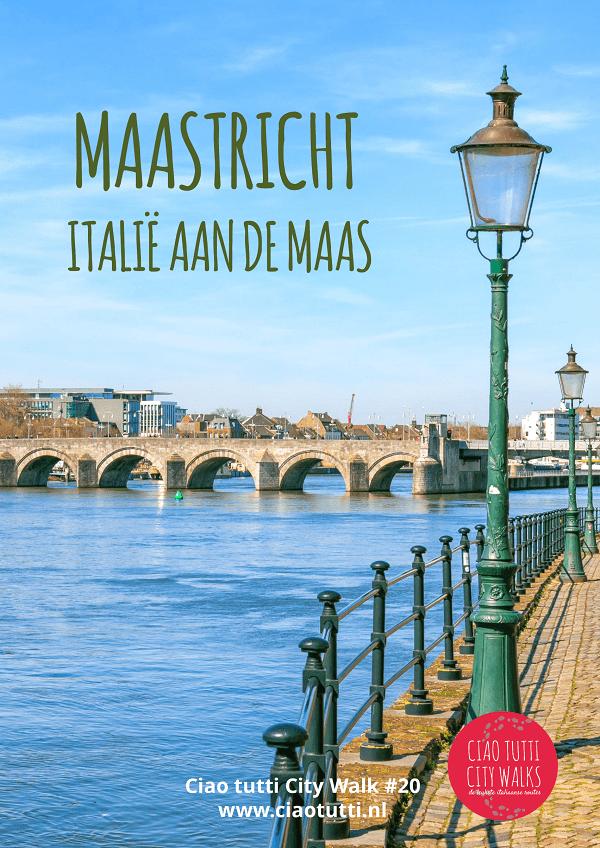 Maastricht, city walk
